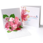 Thanksgiving Three-Dimensional Greeting Card Birthday Wishes 3D Small Card