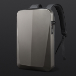 BANGE BG-22201 Business Hard Shell Computer Bag Men Backpack Waterproof Luggage(Titanium)