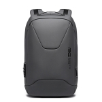 BANEG BG-22188 Fashion Business Anti-Theft Backpack Backpack with External USB Charging Port(Gray)