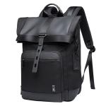 BANGE BG-G66 Business Shoulders Bag Waterproof Travel Computer Backpack(Black)