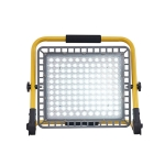300W  LED Rechargeable Emergency Light Night Market Ultra Bright Waterproof Flood Light, EU Plug(Cold White Light)