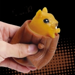 Decompression Toys Evil Squirrel Toy Cup Stump Pincal