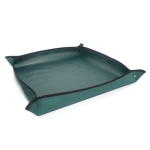 Balcony Green Planting Pots Change Soil Operation Floor Mats Home Planting Mix Soil Shifting Water Seepage Mat, Specification: 75x75cm