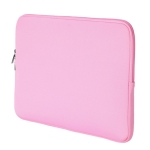 Laptop Anti-Fall and Wear-Resistant Lliner Bag For MacBook 14 inch(Pink)