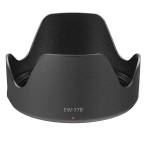 EW-77B Lens Hood Shade for Canon EF 35mm f/1.4L II USM Lens (Black)