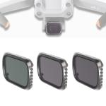 JSR KS CPL + ND8 + ND16 Lens Filter for DJI Air 2S, Aluminum Frame