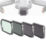 JSR KS 4 in 1 UV + CPL + ND16 + ND32 Lens Filter for DJI Air 2S, Aluminum Frame