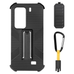 For Ulefone Armor 11 5G Multifunctional TPU + PC Protective Case with Back Clip & Carabiner