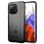 For Xiaomi Mi 11 Pro Full Coverage Shockproof TPU Case(Black)