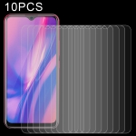 For vivo Y12i 10 PCS 0.26mm 9H 2.5D Tempered Glass Film