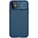 NILLKIN CamShield Pro PC + TPU Protective Case For iPhone 11(Blue)