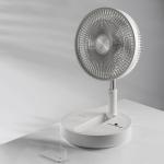 MOMAX iFAN FLOW IF9W Desktop Floor Foldable Wireless Fan (White)