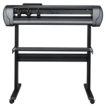 [US Warehouse] 34 inch Professional Vinyl Cutting Plotter with Stand Comes with Easy-to-use Design and SIGNMASTER Software