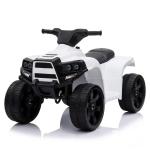 [US Warehouse] Small Single-wheel Drive ATV with LED Light (White)