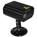 EMS-08 5V LED Snow Projection Laser Stage Light