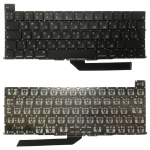 RU Version Keyboard for MacBook Pro Retina 16 inch A2141 2019