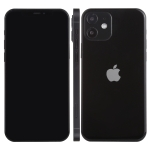 Black Screen Non-Working Fake Dummy Display Model for iPhone 12 (6.1 inch), Light Version(Black)