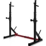 [US Warehouse] Home Gym Adjustable Barbell Rack, Max Load: 550LBS