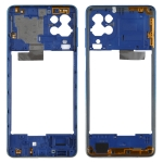 Middle Frame Bezel Plate for Samsung Galaxy F62 (Blue)