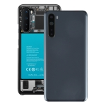 Battery Back Cover with Camera Lens Cover for OnePlus Nord(Grey)