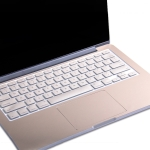 JRC 2 In 1 Full Support Sticker + Touchpad Film Computer Full Wrist Support Sticker Set For MacBook Retina 12 A1534(Champagne Gold)