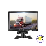 YB-700A 7 Inch Car Display Truck Car Reversing Image HD Monitoring Bus Reversing Display, Specification: Aviation Interface(1024 x 600)