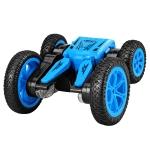 YDJ-D850 1:24 2.4G 360 degree Roller Remote Control Stunt Buggy Car (Blue)