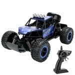 YDJ-D880 2.4G Alloy Remote Control Car Children Toy(Blue)