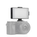 ADAI K104 104 LED 3200K / 5600K Dimmable Video Light on-Camera Photography Lighting Fill Light for Canon, Nikon, DSLR Camera