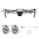 STARTRC 1109388 Rechargeable Colorful Flashing Lights for DJI Air 2S / Mini 2 / Car Model