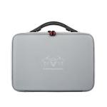 STARTRC 1109542 Dedicated Full Accessories Waterproof PU Handbag Storage Bag for DJI Air 2S(Grey)