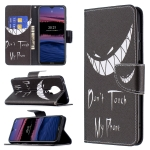For Nokia G20 Colored Drawing Pattern Horizontal Flip Leather Case with Holder & Card Slots & Wallet(Smirk)