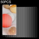 For Samsung Galaxy M42 5G 50 PCS 0.26mm 9H 2.5D Tempered Glass Film