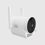 Original Xiaomi Xiaovv B10 Pro Smart 1080P HD Dual Light Source Outdoor Wireless Surveillance Camera, Support Voice Intercom & TF Card & Infrared Night Vision & Human Figure Detection, CN Plug (White)