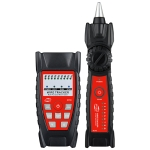 BENETECH GT66 RJ11 / RJ45 Multifunctional Cable Tester Line Finder Net Cable Detector