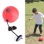 Children Training Football with Non-detachable Rope (No. 2 Red)