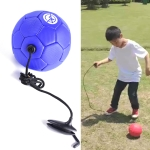 Children Training Football with Non-detachable Rope (No. 2 Blue)
