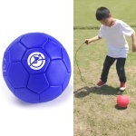 Children Training Football Without Rope(No. 2 Blue)