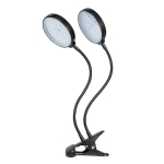 LED Plant Growth Lamp Red Blue Spectrum 5-Speed Dimming Timing Fill LightLED Plant Growth Lamp, Power: 30W (Two Heads)