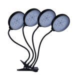 LED Plant Growth Lamp Red Blue Spectrum 5-Speed Dimming Timing Fill LightLED Plant Growth Lamp, Power: 60W (Four Heads)