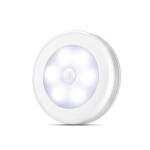 6 LED Home Wardrobe Smart Human Body Sensor Light, Light color: White Light (White)