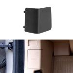 Car Diagnostic Plug Cover OBD Panel Decorative Cover 51437147538 for BMW E84 2009-2015(Black)