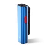SabineTek Sliver Video Radio Mini Intelligent Noise Reduction Wireless Bluetooth Microphone(Blue)