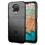 For Nokia G20 Full Coverage Shockproof TPU Case(Black)