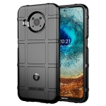 For Nokia X20 Full Coverage Shockproof TPU Case(Black)