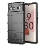 For Google Pixel 6 Full Coverage Shockproof TPU Case(Black)