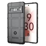 For Google Pixel 6 Pro Full Coverage Shockproof TPU Case(Black)