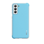 For Samsung Galaxy S21 wlons PC + TPU Shockproof Protective Case(Blue)