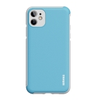 wlons PC + TPU Shockproof Protective Case For iPhone 11(Blue)