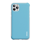 wlons PC + TPU Shockproof Protective Case For iPhone 11 Pro Max(Blue)